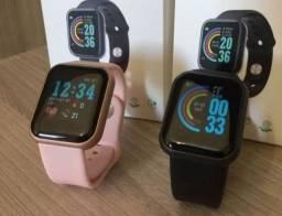 Smartwatch D20 Relógio Inteligente Y68