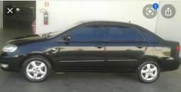 Corolla XLi 2005 automático completo - estudo trocas
