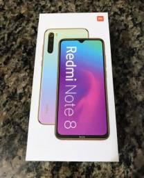 Xiaomi Redmi not 8 64Gg 4 de Ram Preto