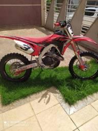 Moto Honda CRF 450 RX