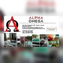 Hospedagem estudantil Alpha Ômega