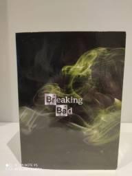 Dvd Box Colecionador Breaking Bad Novo