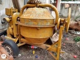 Betoneira a diesel