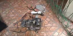 Vendo motor de crf 250 r completo 2007 para moto de cross ou trilha