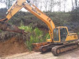 Escavadeira SDLG 6225E
