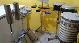 Set de percussão