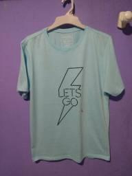 Camisa Reserva G Azul