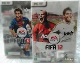 Kit DVD Fifa 12 13