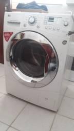 Máquina de lavar roupas Lg lava e seca
