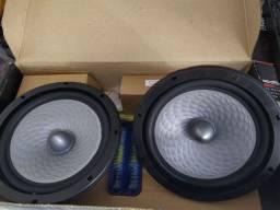 "Alto falante Bravox , Kit 2 vias. 6"", novo Alto falante Bravox, CS60 6"", novo, instalado.."