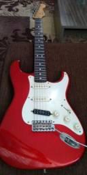 Fender Stratocaster Japan 1995 Candy Apple Red
