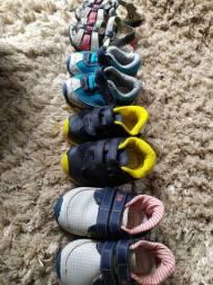 Lote calçados 4 por 60