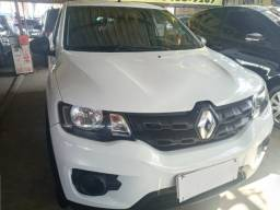 Kwid 2018 / completo (Gnv) R$$ 3.000+ 48x 678,00
