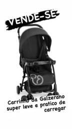 Carrinho de bebê da Galzerano