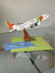 Avião maquetes ótimo presente