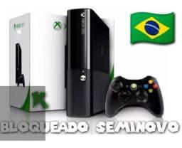 Xbox 360 garantia de 01 ano + jogos