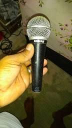 Microfone shure PG58