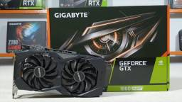 Placa de video GTX 1660 Super (4meses de uso)