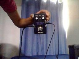 Pedal de guitarra Artec duo drive blender