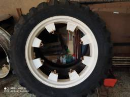 Roda fina aro 36 para trator