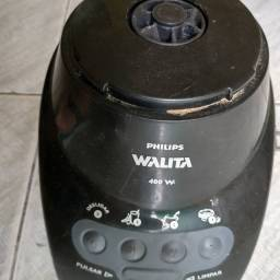 Pé Base Motor WALITA PHILIPS,MODELO Ri 2030/11 de Liquidificador,127v,Bom,ACEITO TROCAS