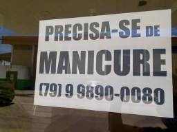 Título do anúncio: Espaço para Manicure