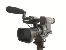 Filmadora Panasonic AG AC8 Profissional FullHD