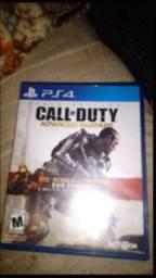 Troco jogo de PS4 cod