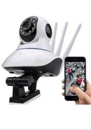 Babá eletrônica (câmera IP)