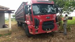 Ford cargo 2429  Ano 2014