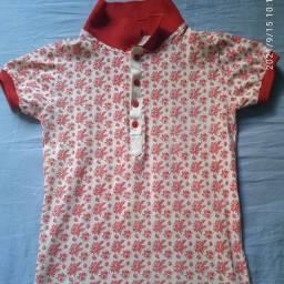 Título do anúncio: Camisa polo feminina