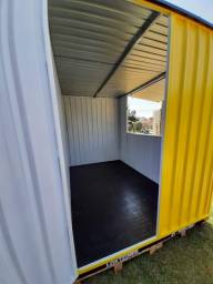 Container Desmontável para lanchonete