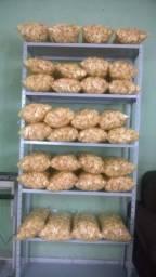 Chips de batata fornecemos para comércio restaurante etc