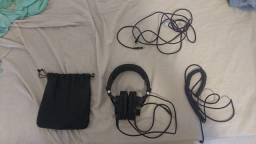 Fones de Ouvido Audio Technica m50x