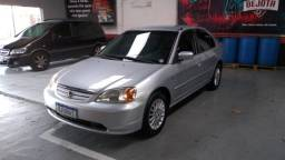 Honda Civic 2002 automático