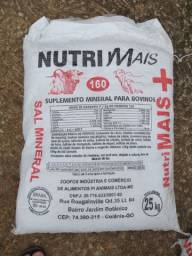 Suplemento alimentar para gado,(SAL)
