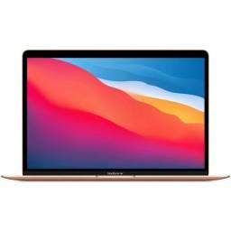 "Título do anúncio: MacBook Air M1 8GB/256GB SSD Tela 13.3"" Gold (2020)"