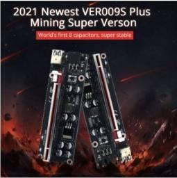 Cabo Riser 009s Plus Pci Express 1x A 16x Pcie Mineração