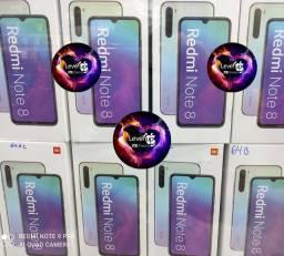 OFERTA! Redmi Note 8 da Xiaomi! NOVO LACRADO GARANTIA E ENTREGA