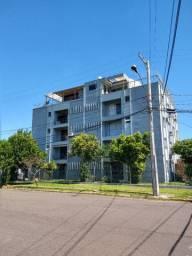 Apartamento semi mobiliado com sacada 2 dormitórios, garagem e área de lazer