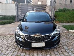 Kia Cerato 1.6 SX3, Top, 2015, Couro, 56.000km, ímpecável, Financio