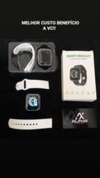 Smartwatch D20 QUEIMA DE ESTOQUE
