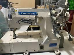 Título do anúncio: Máquina industrial lanmax galoneira
