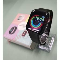 Título do anúncio: Smartwatch d20 coloca foto na tela