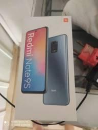 Sansung s9 novo na caixa