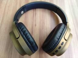 Fone De Ouvido Premium Bluetooth 5.0 Microfone Embutido Basike 6683