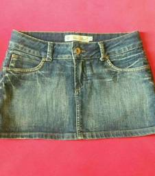 Título do anúncio: Saias jeans 38