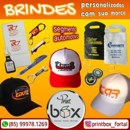 PrintBox: linha brindes autos