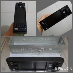 Central multimídia MP5 1 din  4 polegadas com Bluetooth mais USB rádio