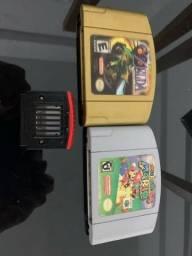 Vendo jogos diversos e um expansor